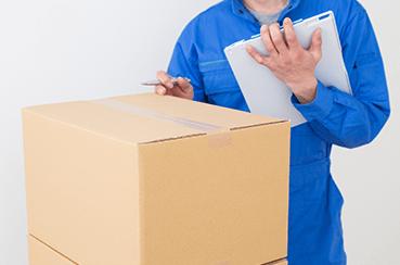 不用品回収・遺品整理作業内容の確認